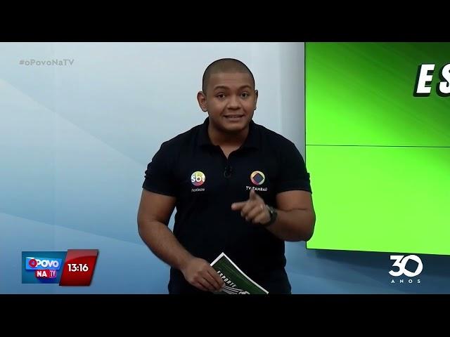 Hora de Esporte - 23 09 2021 - O Povo na TV