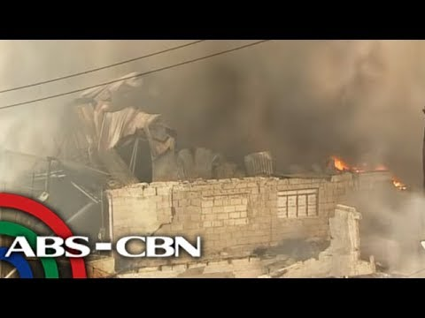 TV Patrol: Sunog sumiklab sa Quezon City