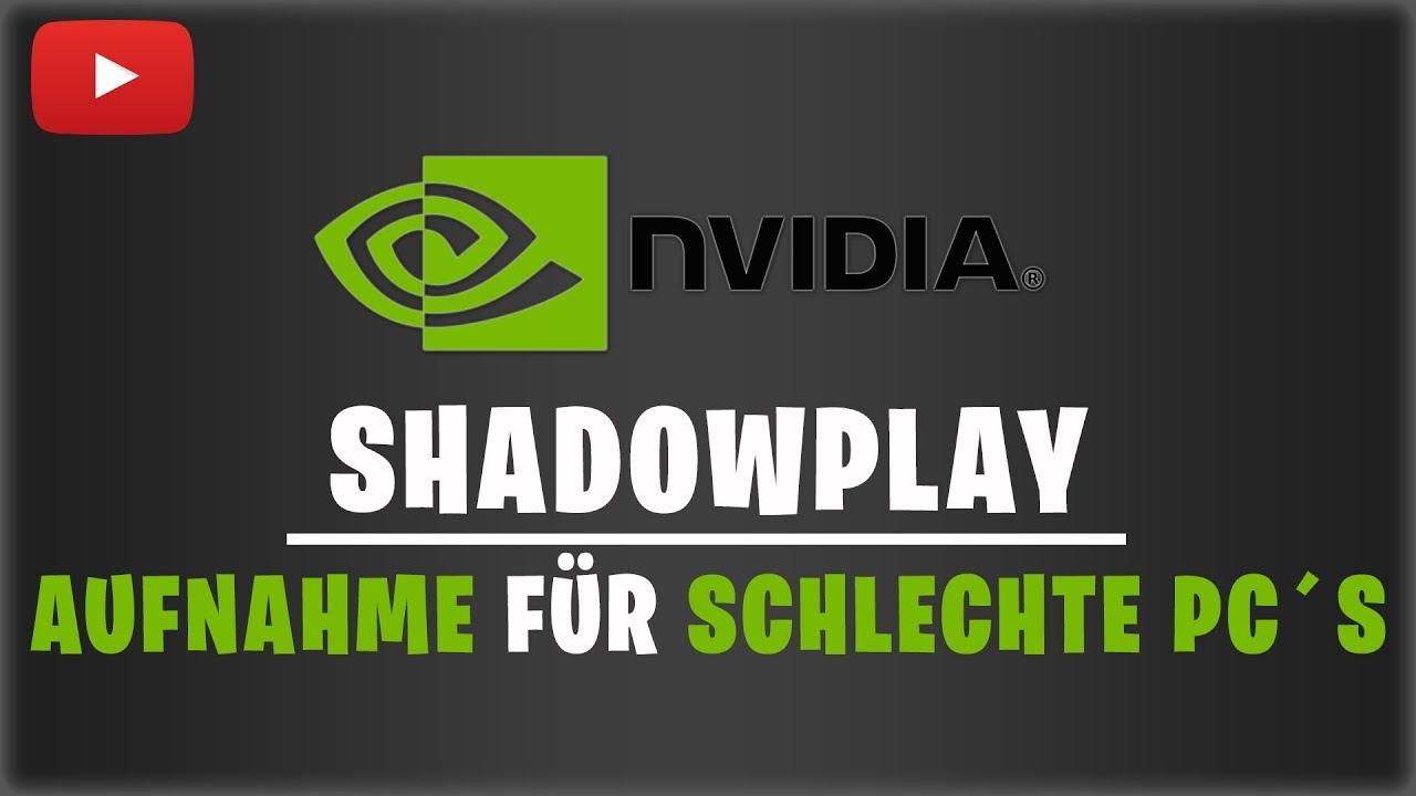 shadowplay programm