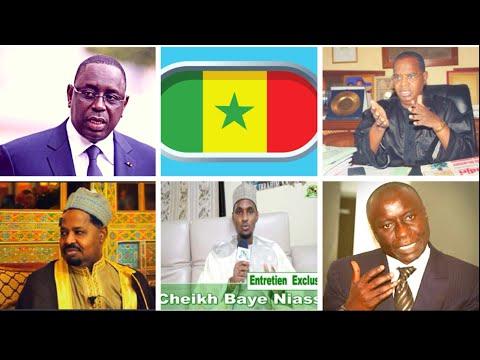 Baye Niass défend Idrissa Seck, les franc-maçons et l'Israel et contre-d tous les savants du Sénégal
