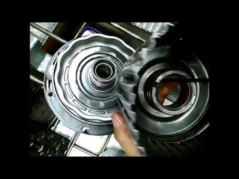 Trimatic TH180 3L30 Auto Transmission Holden Commodore GM Overhaul Part 2  of 4