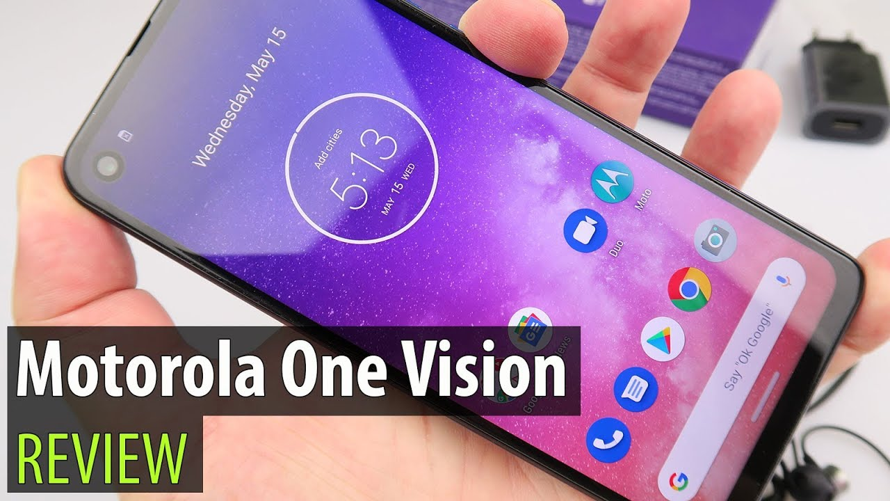 Motorola One Vision - great choice? detailed