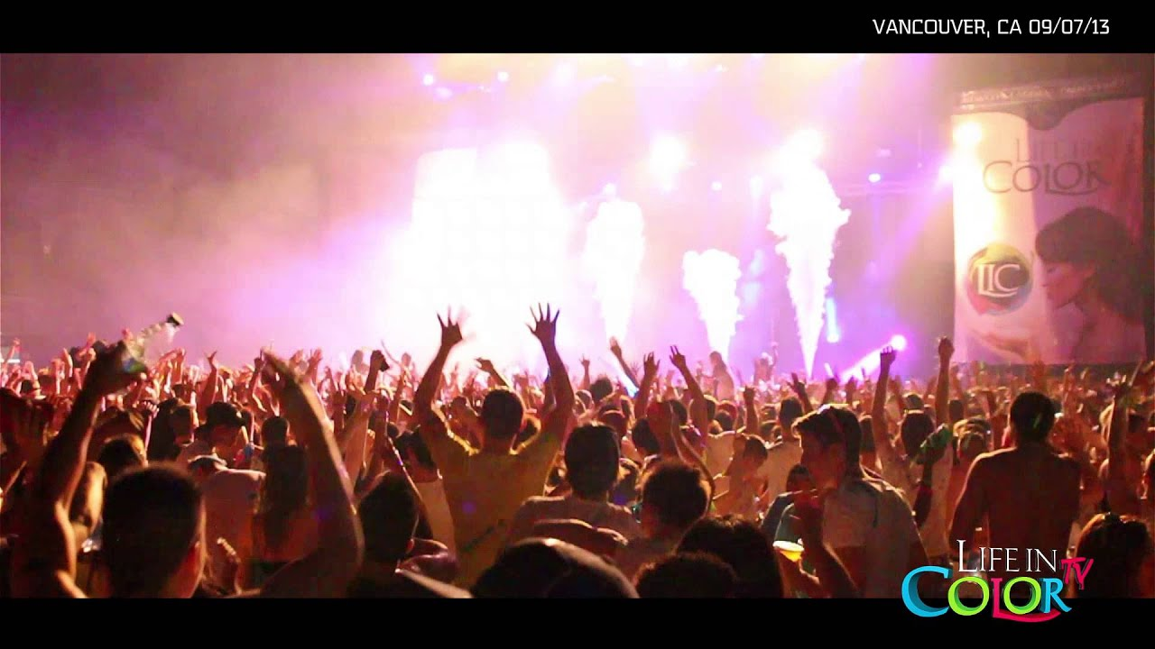 Life in color vancouver after movie pacific coliseum w gareth life in color vancouver after movie pacific coliseum w gareth emery cazzette more 090713 youtube malvernweather Gallery