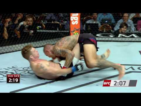 UFC 201: Inside The Octagon - 1 Round Challenge