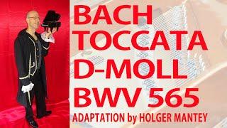 🆕j.s.bach Toccata  D-moll 👉 Toccata  D minor Official Video