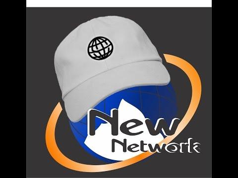 New Network Logo Design