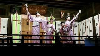 舞女maihime舞踊団 日本舞踊ショー