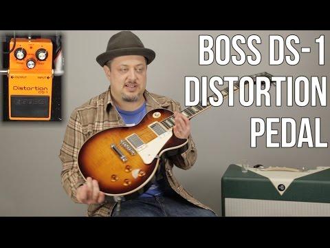 Guitar Pedals for CHEAP! Boss DS-1 Distortion Pedal - Thursday Gear Video