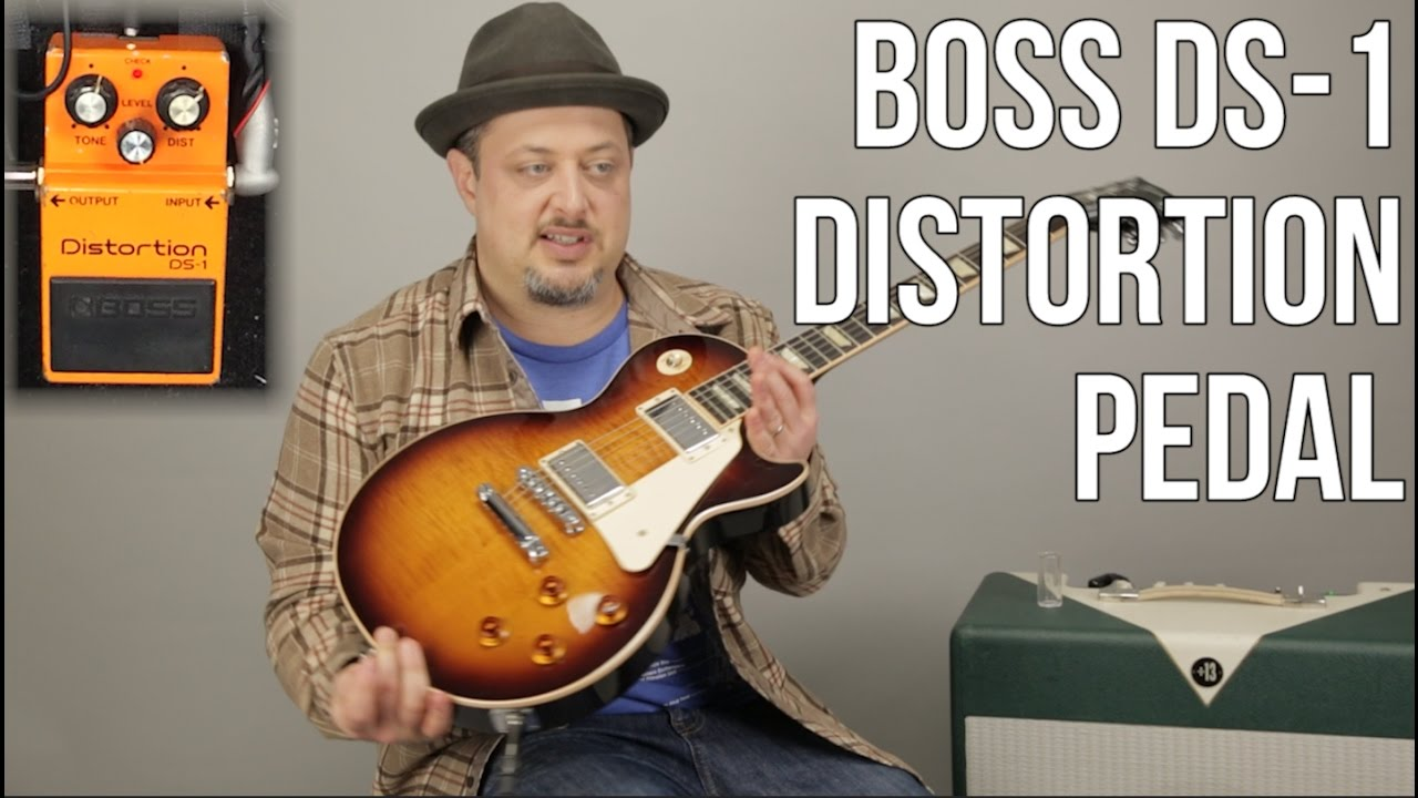 guitar pedals for cheap boss ds 1 distortion pedal thursday gear video youtube. Black Bedroom Furniture Sets. Home Design Ideas
