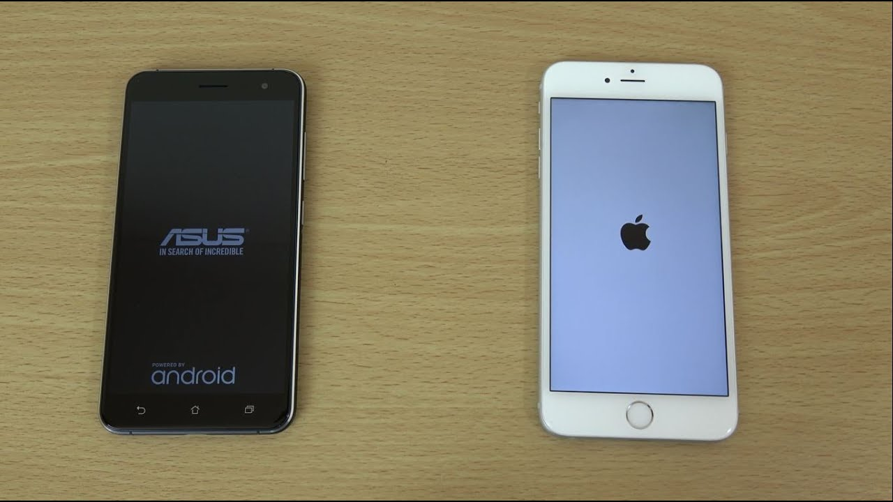 Asus Zenfone 3 Vs Apple IPhone 6S