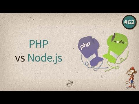 PHP против Node.js — uWebDesign подкаст #62