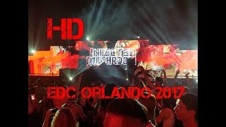 HD Infected Mushroom (Full DJ Set) EDC Orlando 2017 Neon Garden