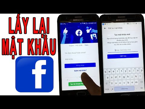 cách hack mật khẩu facebook bằng điện thoại - Cách lấy lại,đặt lại mật khẩu Facebook khi các bạn bị quên mật khẩu. how to reset a facbook password