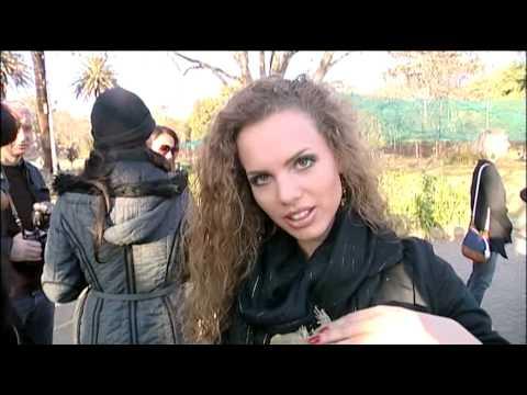Miss World's Charity Walk at Johannesburg Zoo @ WSDE 2010