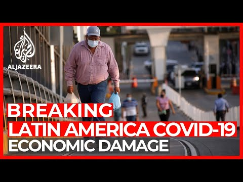 Latin America faces threat of unrest over COVID-19 economic damage