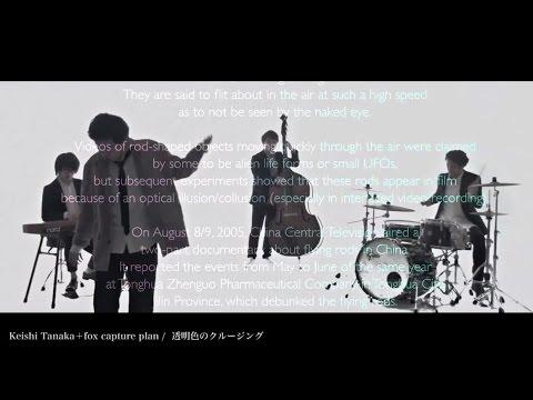 Keishi Tanaka & fox capture plan / 透明色のクルージング - 2016.05.11 on sale