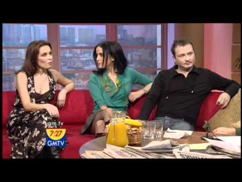 The Corrs Interview - Good Morning TV (2004) - YouTube