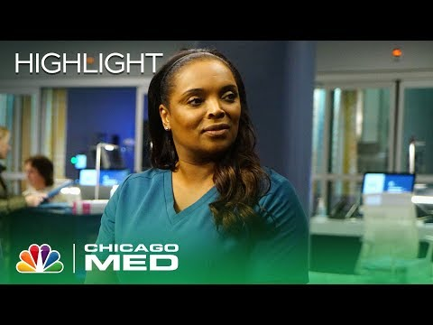 Maggie And Ben Make A Big Decision About Auggie - Chicago Med