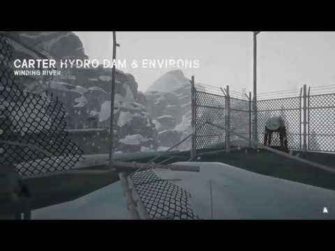 The Long Dark - tip -When locked outside of Carter Hydro Dam
