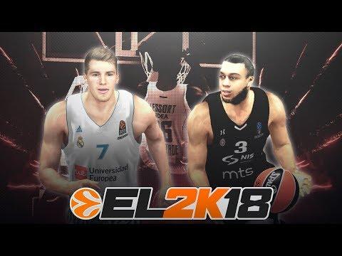 Euroleague2k18 Review (2k Serbia)