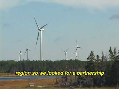 Moving Forward: a short documentary showcasing New Brunswick's renewable energy by Kevin Matthews