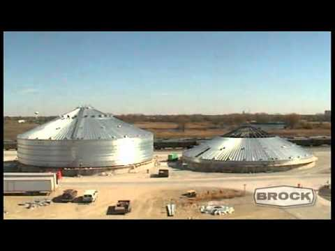 Brock M SERIES™ Grain Bins