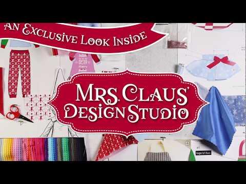 Mrs. Claus' Design Studio