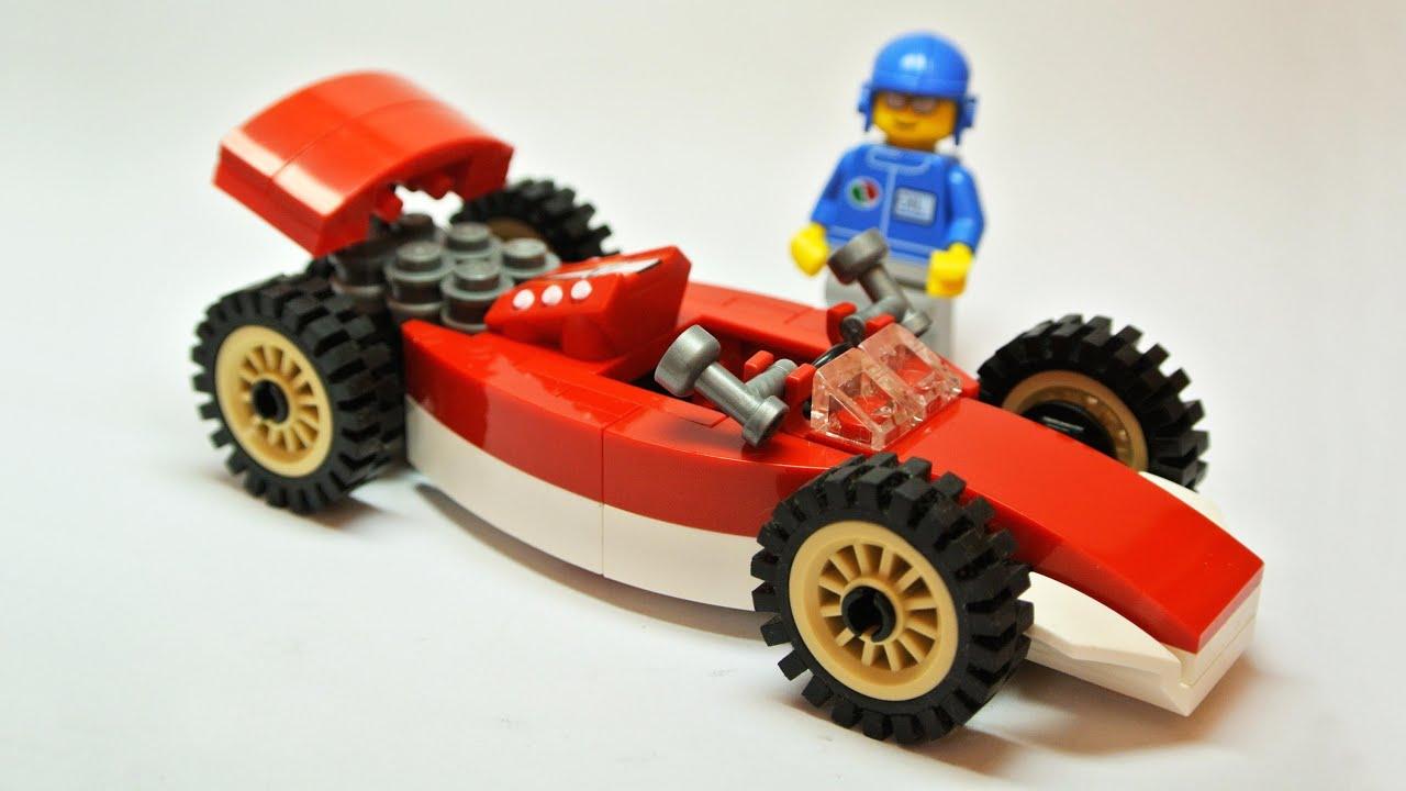 How To Build Formula 1 Lego Toy Youtube