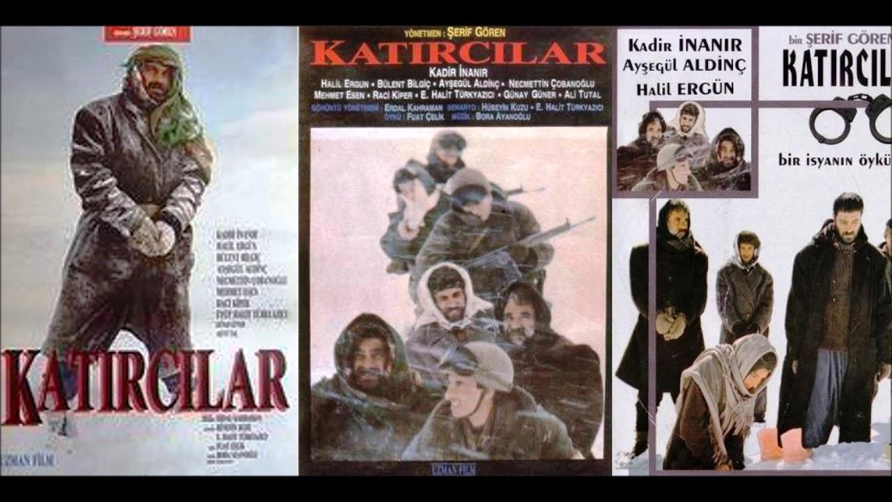 Katırcılar Meşe kozalağı müziği Kadir İnanır 1987