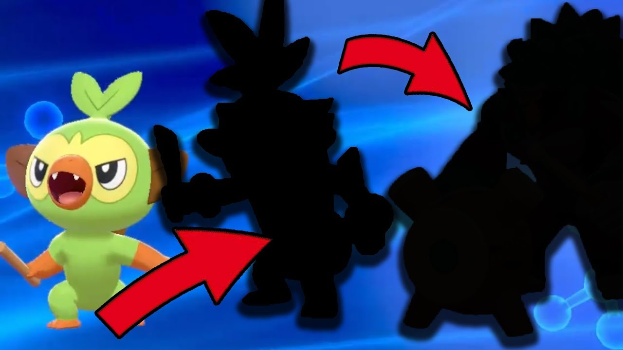 Pokemon Sword And Shield Grookey Evolution Youtube Get to know grookey's final evolution, egg group, location, moves, how to evolve in sword shield! pokemon sword and shield grookey evolution
