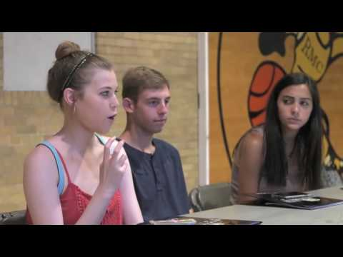 Randolph-Macon College: New Student Orientation 2016