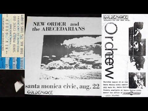 Abecediarians - 1985-08-22 - Civic Center, Santa Monica [full show]