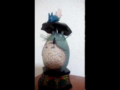 Totoro music box - The most awesome gift ever