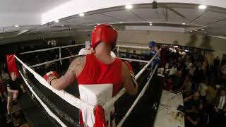 White Collar Boxing, Carlilse, White Collar Heroes, Fight 19