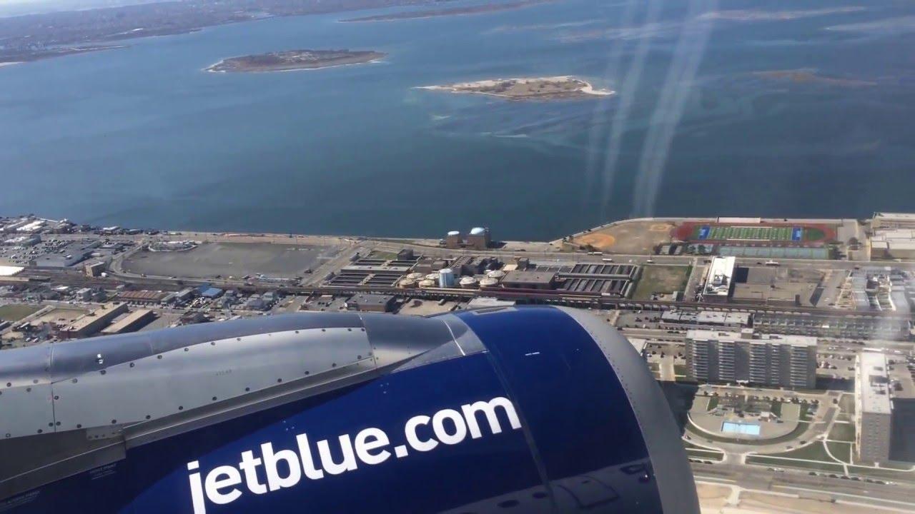 free shipping a8822 f874e JetBlue Flight from San Francisco SFO Approaching and Landing at New York  City JFK