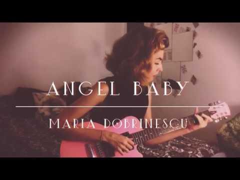 Angel Baby | Rosie & The Originals cover | Maria Dobrinescu