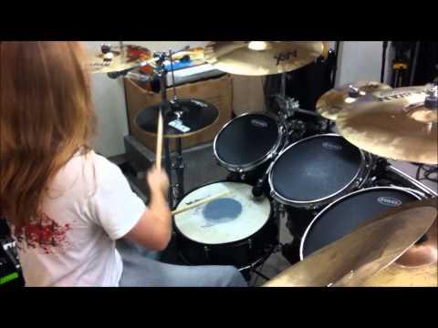 Dimmu Borgir-Maelstrom Mephisto (Drum Cover Øivind Vågane) mp3