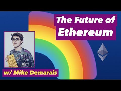 Ethereum 2.0, Rainbow & Yeezy's on the blockchain w/ Mark Demarais