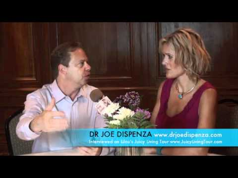 Living at a greater level of consciousness - Dr Joe Dispenza