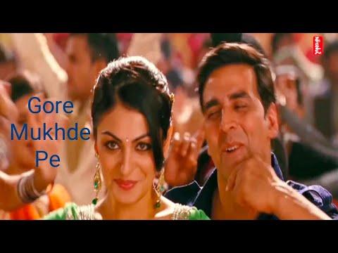 Download Neeru Bajwa - Gore Mukhde Pe  | Akshay Kumar | Full Video Song  | Kajal Aggarwal