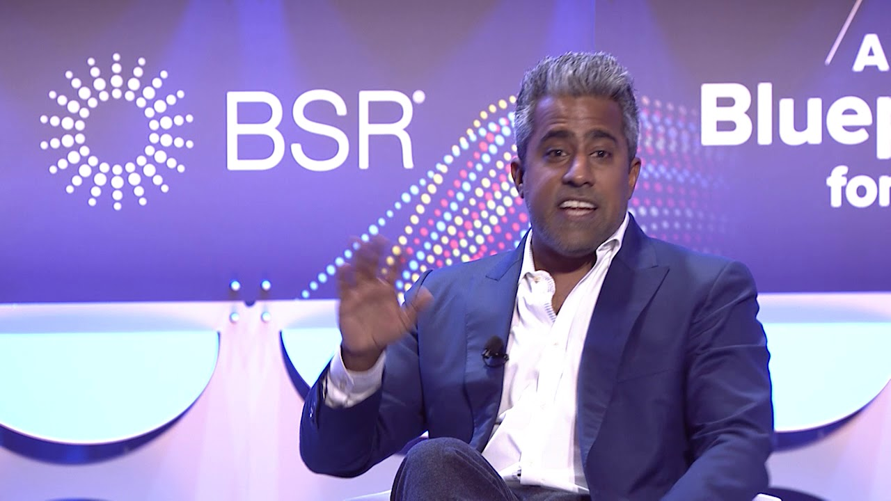 Anand Giridharadas | BSR Conference 2018