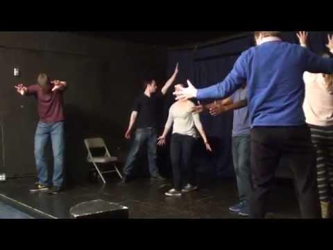 Stanislavski Studio LA: exercise 1/1000. Stanislavsky technique!