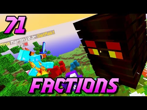 THE KING SLIME BOSS! Minecraft COSMIC Faction Episode 71
