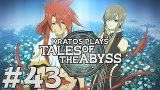 Kratos plays Tales of the Abyss Part 43: Jade vs Dist