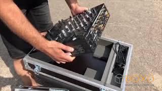 Обзор кейса на Pioneer Микшерный пульт DJM-900 NEXUS 2