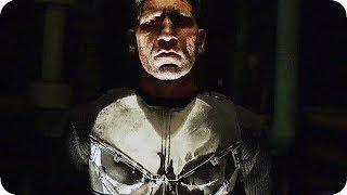 Marvels The Punisher Trailer 2 Season 1 (2017) Netflix Series