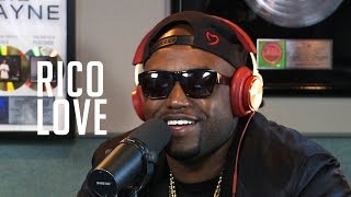 Rico Love on horrible song writing in R&B + how much R&B means to him!