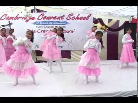 choti si asha dance by school kids