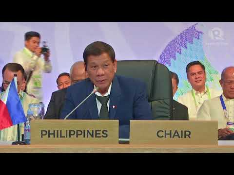 ASEAN 2017: ASEAN-Canada 40th Commemorative Summit