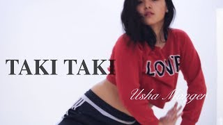 DJ Snake - Taki Taki ft. Selena Gomez, Ozuna, Crdi B// Dance Choreography by Narman Rai